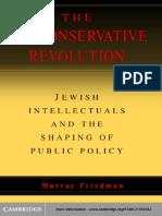 The Neoconservative Revolution - Friedman, Murray_5617.pdf