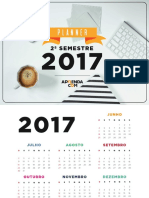 Planner AprendaCom 2017