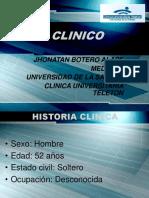 Caso Clinico TBC Peritoneal Final Final