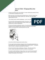 Cerita Hewan Fabel