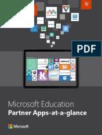 Microsoft EducationApps Brochure 06152017