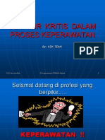 BERFIKIR  KRITIS (IRWAN)