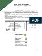 Ejercicio Presupuestacion - Parcial 2011