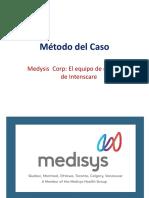 Feedback Método Del Caso - Medisys