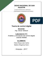 Iniciar El Programa Matlab