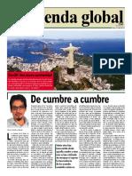 Agenda Global Rio20