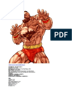Zangief Sf