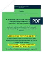 REFORMA TRIBUTARIA ULTIMAS MODIFICACIONES DIC 2016.pdf