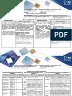 Guía de Actividades y Rúbrica de Evaluación Evaluación Final POA