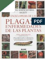Enciclopedia de Las Plagas y Enfermedades de Las Plantas (Royal H Society - Blume)