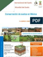 Conservación de Suelos en México