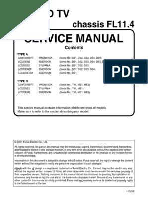 Emerson LC320EM2F Service Manual pdf | Soldering