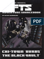 Adventure Sourcebook - Chi-Town Burbs 03 - The Black Vault