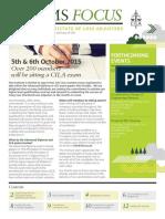 CILA Claims Focus Sep 2015 v4