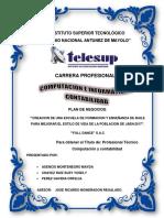 proyecto telesup