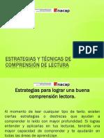 Estrategias y Técnicas de Comprensión de Lectura (1)
