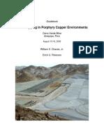 Cerro Verde Petrografia