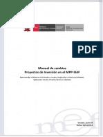 Manual Proyectos MPP v130700