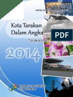 Kota Tarakan Dalam Angka 2014