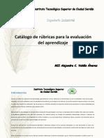 Catálogo de Rúbricas IIND