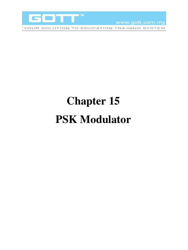 Psk Mod Modulation Broadcast Engineering M Ary Transmitter Block Diagram