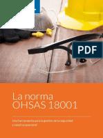1.- Norma Ohsas 18001