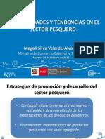 Presentacion Almuerzo Pesquero 2015 MINCETUR