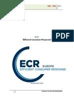 Respuesta Eficiente Al Consumidor ECR