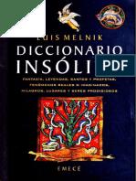 Luis a Melnik Diccionario Insólito45