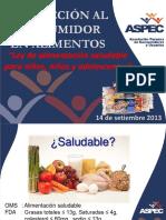Yesenia Barrios - Protección Al Consumidor en Alimentos