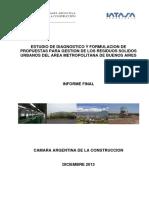 If Estudio y Diagnostico de La GRSU AMBA v.F. (1)