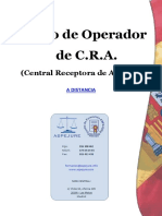 Operador CRA