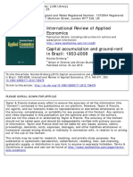 Capital Accumulation and Ground-rent In