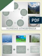 Humedad Atmosferica y Procesos de Condensación 1