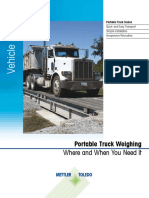 Portable Truck Scale Brochure En