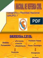 defensa civil
