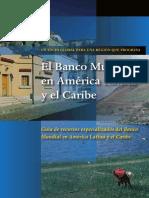 Banco Mundial en America Latina y El Caribe