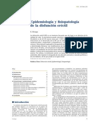 disfunción eréctil inducida por paroxetina
