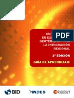ENEREGÍA Geotermica - GUÍA DE APRENDIZAJE