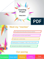 coaching project