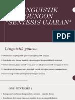 Linguistik gunoon.pptx