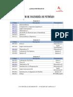 Pensum de Ingenierc3ada de Petroleo PDF