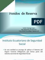 Andres Lopez_Fondos de Reserva
