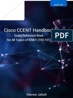 CCNET Handbook - Good summary for networking ideas