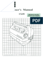Ex650 Owners Manual(1)