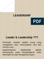 SPM Leadership