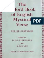 Oxford Book of Engl 00 Ox Fo