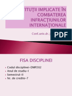 1 Institutii Implicate in Combaterea Infractiunilor Internationale.