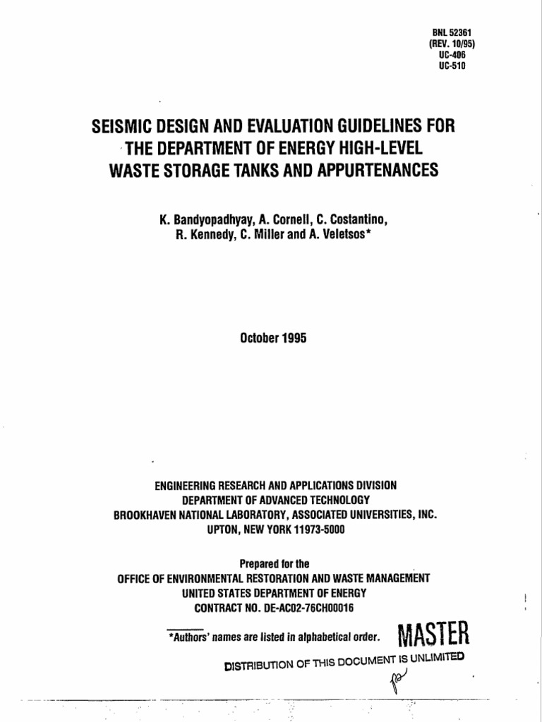 Seismic Design and Evaluation Guidelines.pdf | Bending | Stress (Mechanics)
