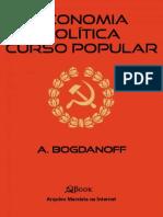 1897 1935 Economia Politica Curso Popular A_Bogdanoff